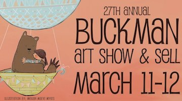 Buckman Art Show and Sell